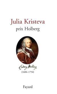 Julia Kristeva, prix Holberg