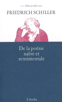 De la poésie naïve et sentimentale