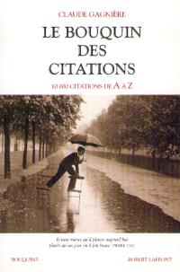 Le bouquin des citations : 10.000 citations de A à Z