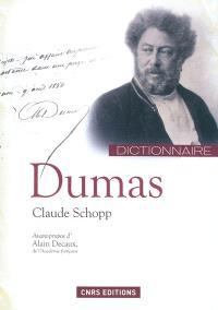 Alexandre Dumas : dictionnaire
