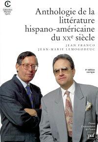 Anthologie de la littérature hispano-américaine au XXe siècle