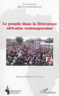 Le peuple dans la littérature africaine
