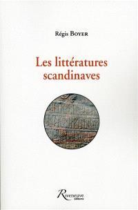 Miscellanées. Volume 3, Les littératures scandinaves
