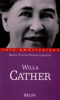 Willa Cather : l'écriture de la frontière, la frontière de l'écriture