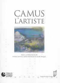 Camus, l'artiste : colloque de Cerisy