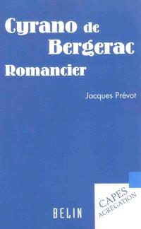 Cyrano de Bergerac, romancier