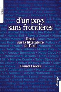 D'un pays sans frontières : essais sur la littérature de l'exil