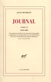 Journal. Volume 2, 1849-1860