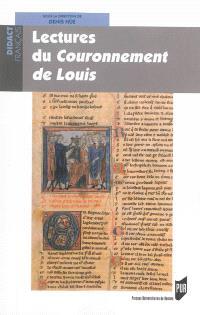 Lectures du Couronnement de Louis