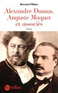 Alexandre Dumas, Auguste Maquet et associés