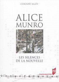 Alice Munro : les silences de la nouvelle