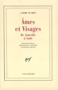 Ames et visages : XIIIe-XVIIIe siècle