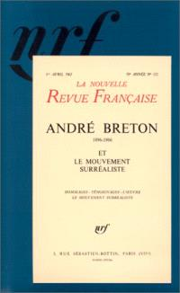 André Breton et le mouvement surréaliste