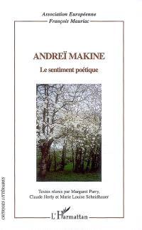 Andreï Makine, le sentiment poétique