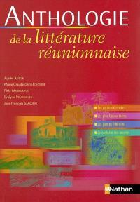 Anthologie de la littérature réunionnaise