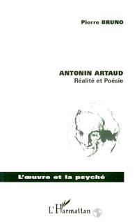 Antonin Artaud, réalité et poésie