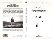 Approche sémiotique de Maurice Blanchot