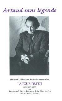 Artaud sans légende