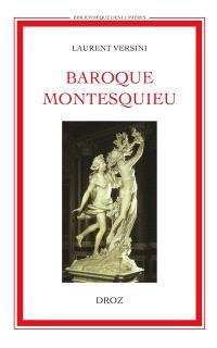 Baroque Montesquieu