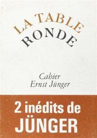 Cahiers de la Table ronde, hiver 1976; Ernst Jünger