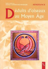 Déduits d'oiseaux au Moyen Age