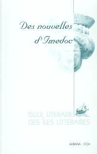 Des nouvelles d'Imedoc : récits des Baléares, de Corse, de Sardaigne et Sicile