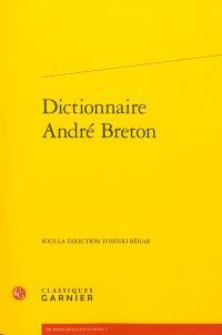 Dictionnaire André Breton