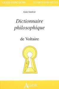 Dictionnaire philosophique de Voltaire