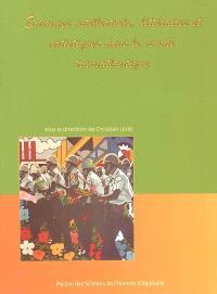 Echanges intellectuels, littéraires et artistiques dans le monde transatlantique : actes du colloque, Bordeaux, 15-16 févr. 2002