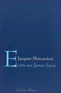 Ecrits sur James Joyce