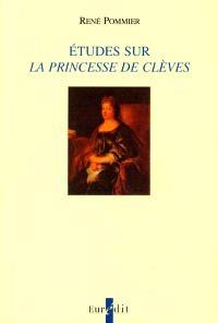 Etudes sur La princesse de Clèves