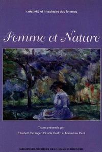 Femme et nature, Actes du colloque de 1996