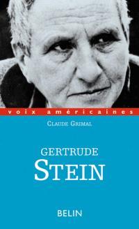 Gertrude Stein : le sourire grammatical