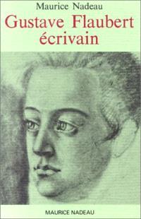 Gustave Flaubert, écrivain