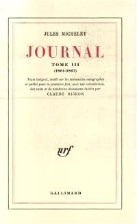 Journal. Volume 3, 1861-1867