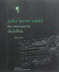 Jules Verne inédit : les manuscrits déchiffrés