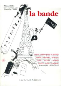 Khaliastra, la bande : revue littéraire, Varsovie 1922-Paris 1924. Khaliastra et la modernité européenne