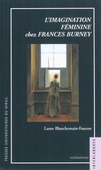 L'imagination féminine chez Frances Burney