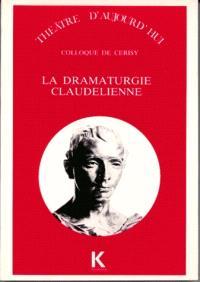 La Dramaturgie claudelienne