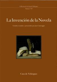 La invencion de la novela