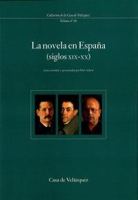 La novella en Espana (siglos XIX-XX)