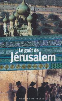 Le goût de Jérusalem