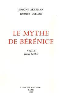 Le mythe de Bérénice
