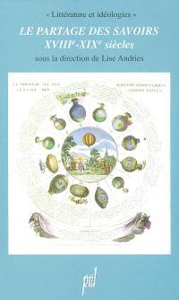 Le partage des savoirs (XVIIIe-XIXe siècles)