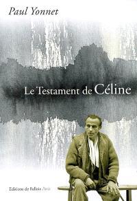 Le testament de Céline