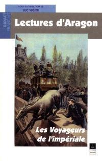 Lectures d'Aragon, Les voyageurs de l'impériale. : agrégation de lettres