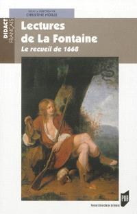 Lectures de La Fontaine : le recueil de 1668