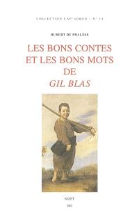 Les bons contes et les bons mots de Gil Blas