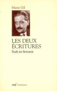 Les deux écritures : étude sur Bernanos