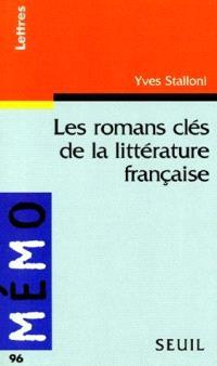 Les romans clés de la littérature française